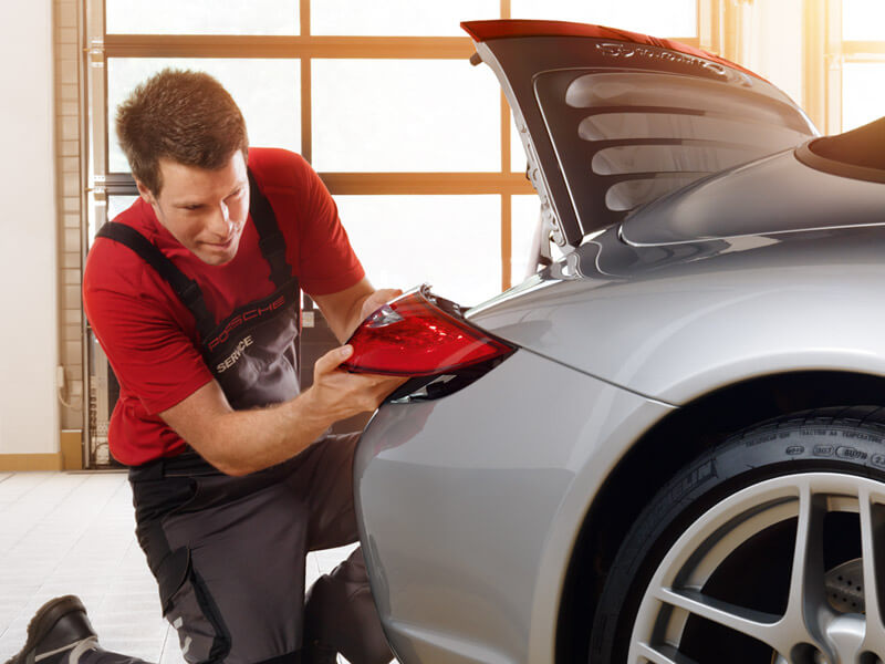 Maintaining the value of your vehicle.